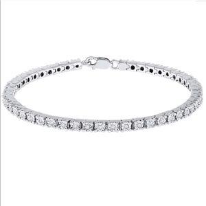 Pittman's jewelers diamond tennis bracelet